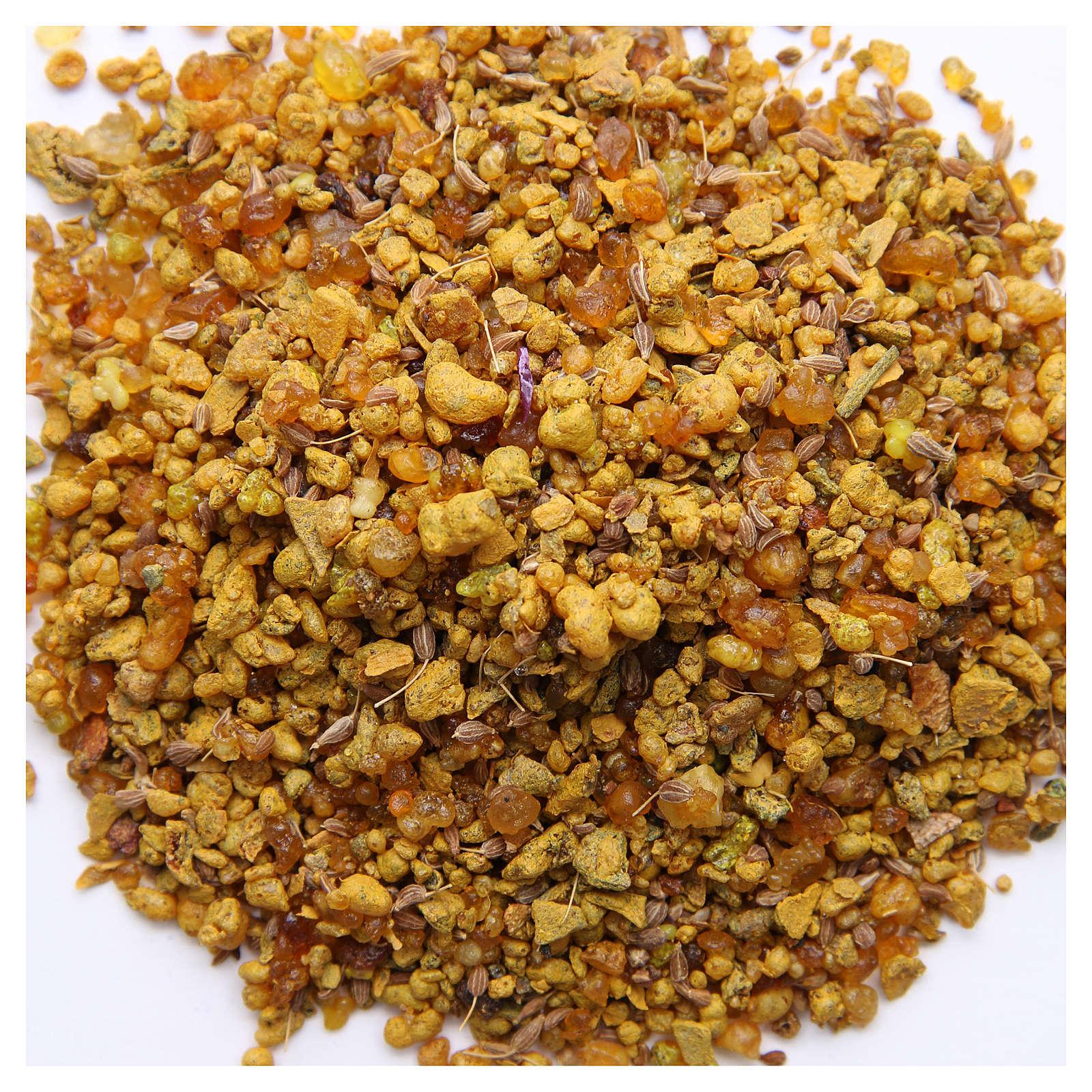 Incense of the Saints sample 50g Jerusalem 3