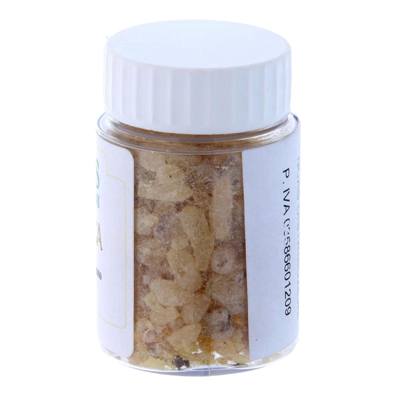 Incenso natural perfumado amostra 15 gr 3
