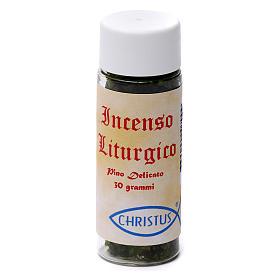 Incenso Liturgico Pino delicato 30 g s2