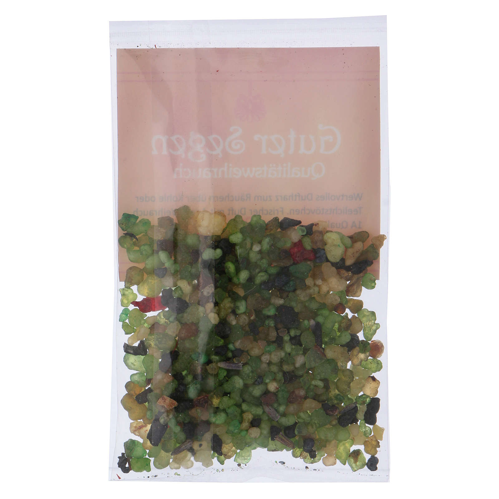 Échantillon encens parfumé Aden 15 gr 3