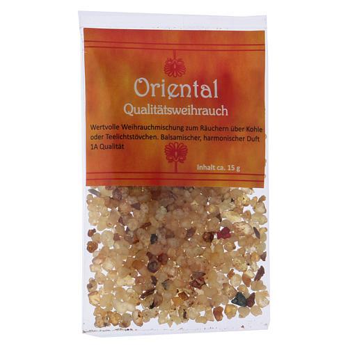 Oriental incense sample 15 gr 1