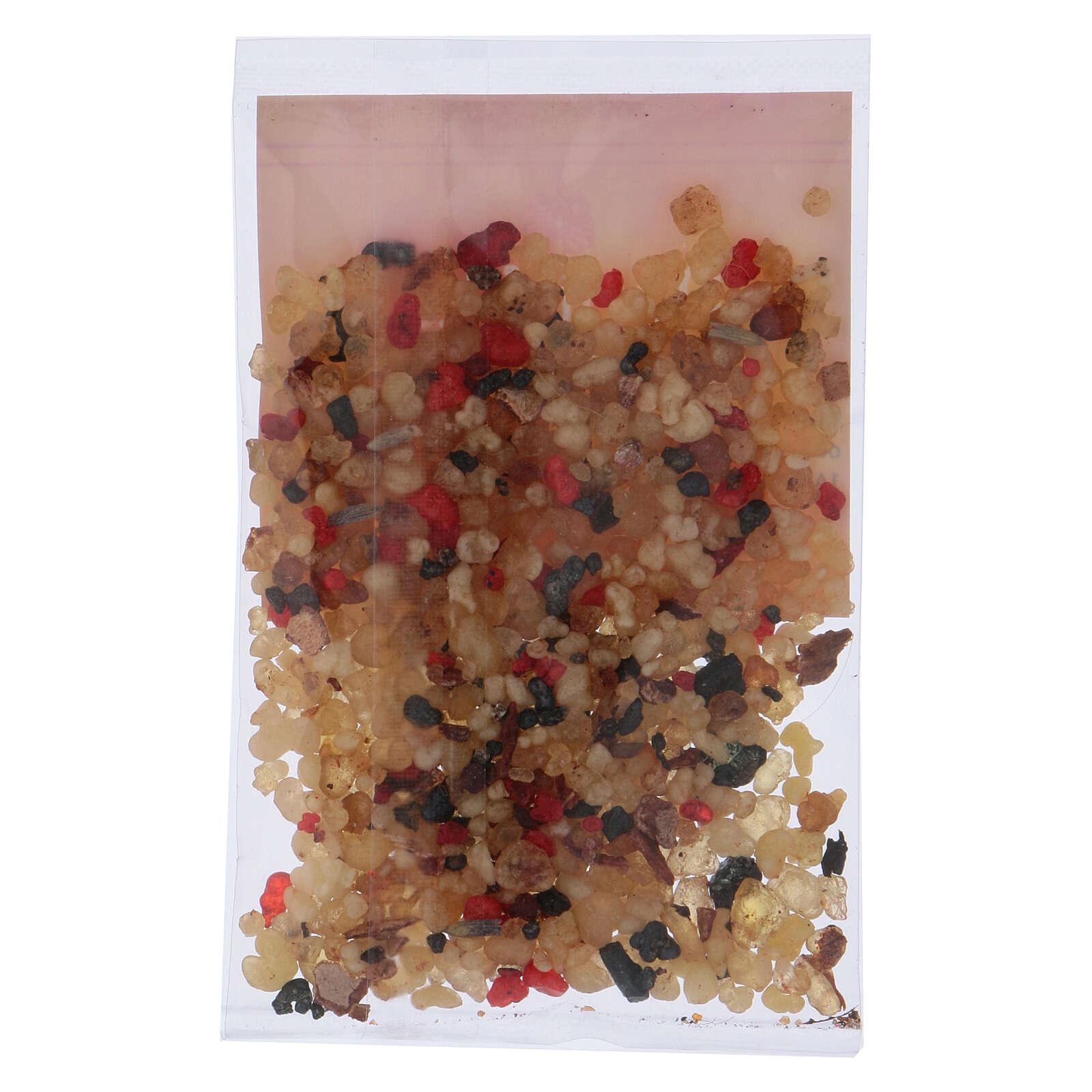 Floral blend incense sample 15 gr 3