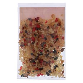Floral blend incense sample 15 gr s2