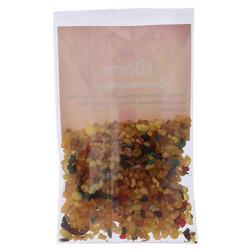 Gloria incense sample with aromatic blend 15 gr 2