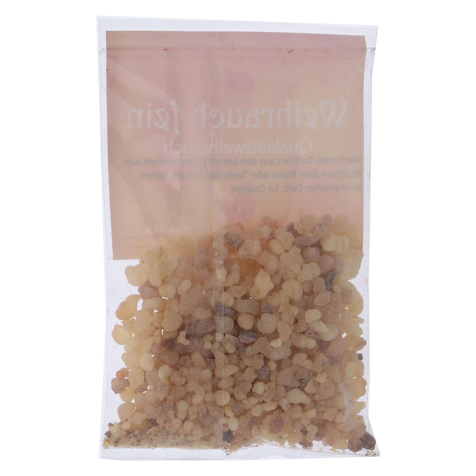 Incense sample 15 gr 3