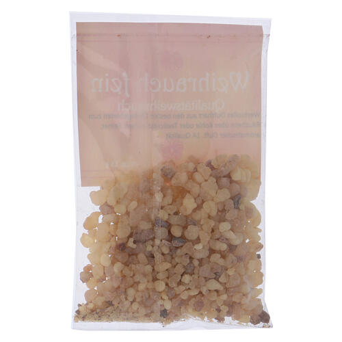 Fine incense sample with aromatic blend 15 gr 2