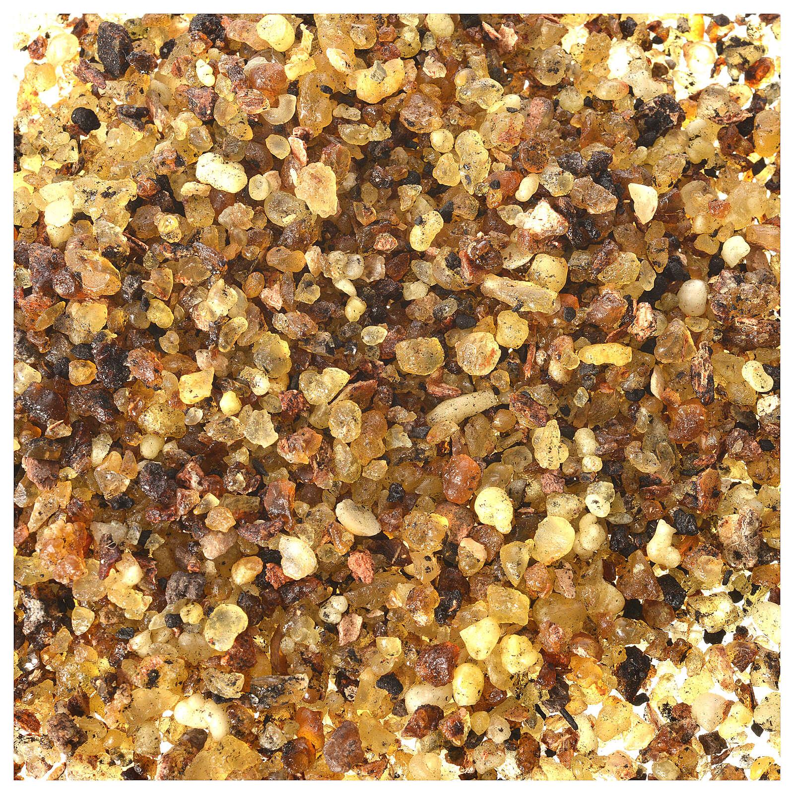 Campione mix incensi etiopi 10 gr CO000062 3