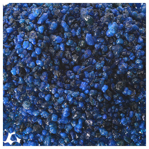 Amostra 10 gr de incenso Olibano azul ref. CO000066 1