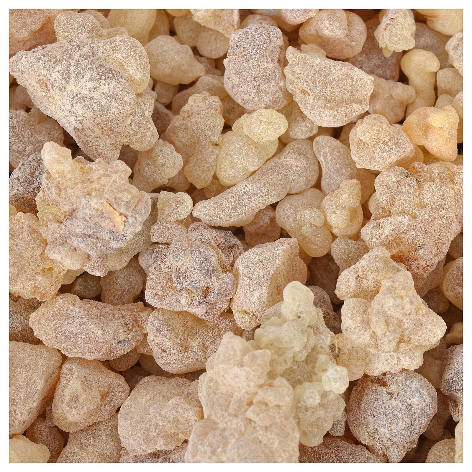 Amostra 10 gr de incenso puro Eritreia ref. CO000093 3