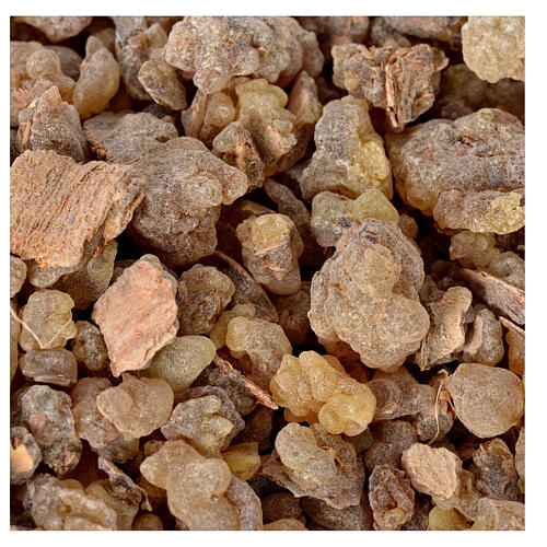 Amostra 10 gr de incenso etíope puro Special ref. CO000097 1