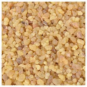 Amostra 10 gr de incenso etíope puro em grãos Olibanum ref. CO000096 s1