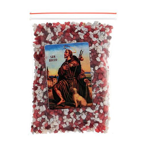 Probe-Packung aus Weihrauch der Heiligen (San Rocco), 50 g 2