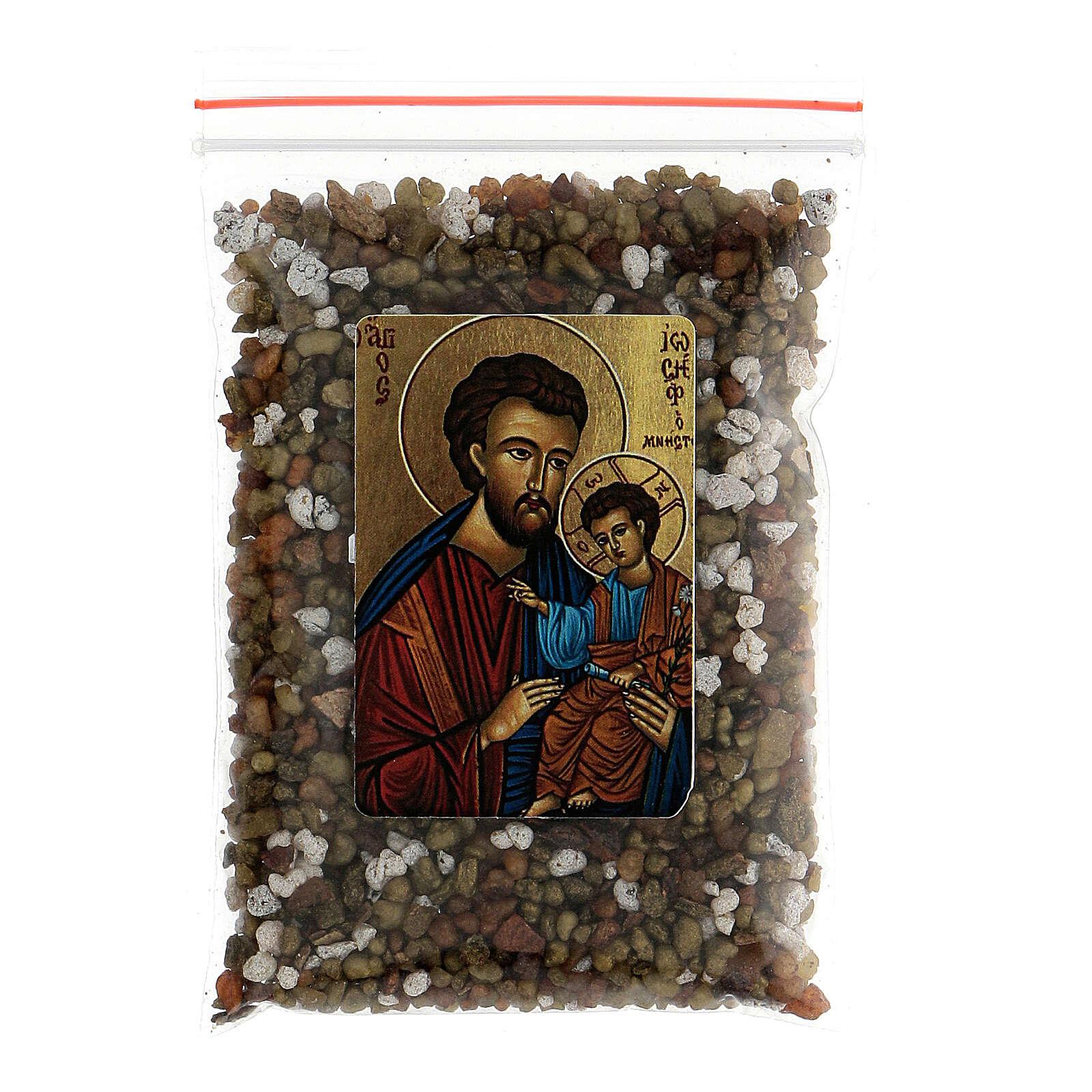 Probe-Packung aus Weihrauch der Heiligen (Sankt Josef), 50 g 3