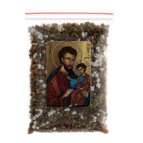 Probe-Packung aus Weihrauch der Heiligen (Sankt Josef), 50 g 2