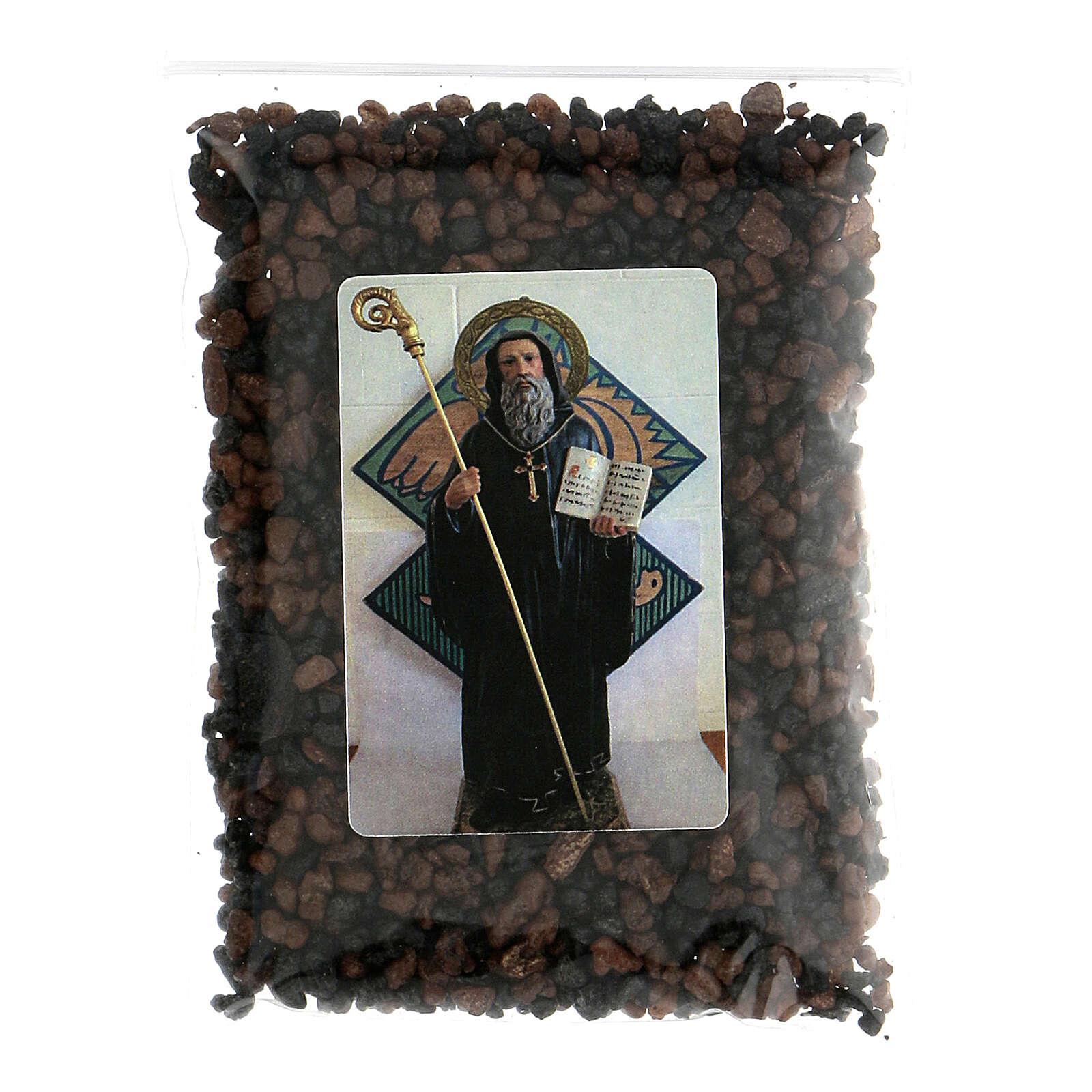 Probe-Packung aus Weihrauch der Heiligen (Sankt Benedikt), 50 g 3