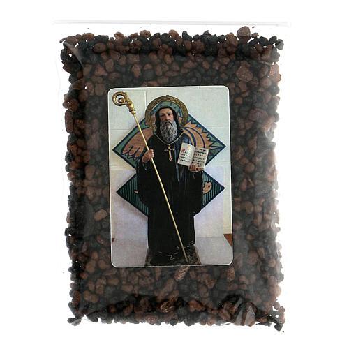 Probe-Packung aus Weihrauch der Heiligen (Sankt Benedikt), 50 g 2
