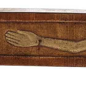 Cristo en cruz 32 cm s3