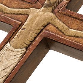 Cristo en cruz 32 cm s6