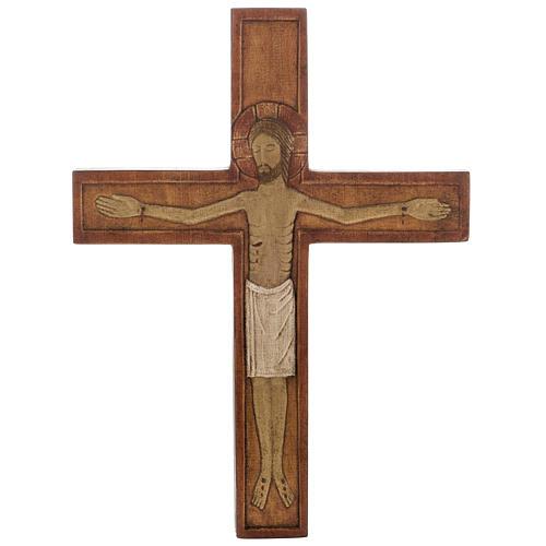 Cristo en cruz 32 cm 1