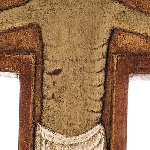 Cristo en cruz 32 cm 4