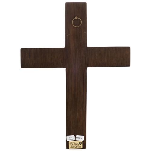 Cristo en cruz 32 cm 7