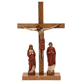 Crucifixos de Madeira: Calvário Renano