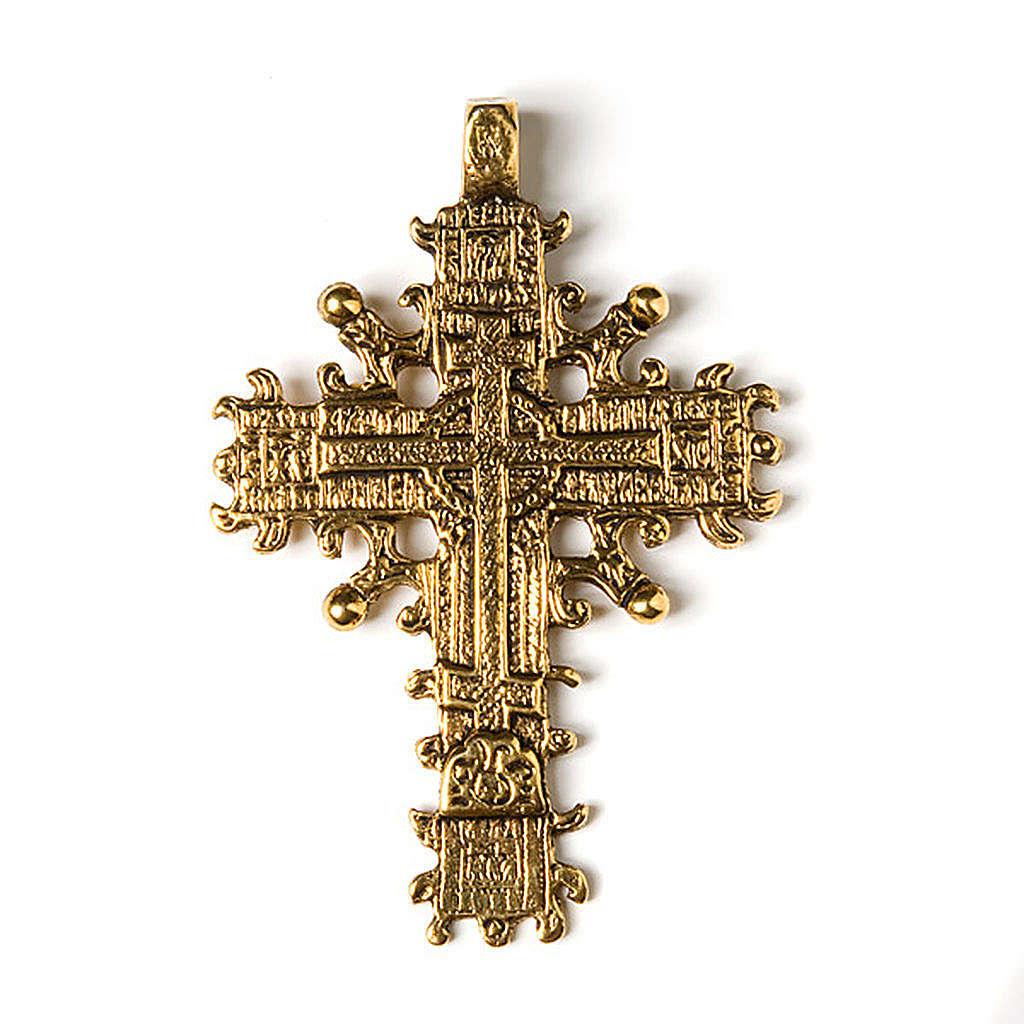 Cruz colgante Copta 4