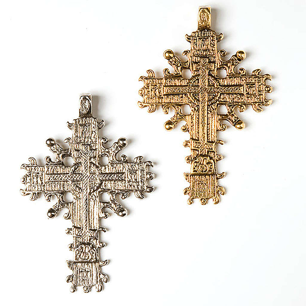 Copta pendant cross 4