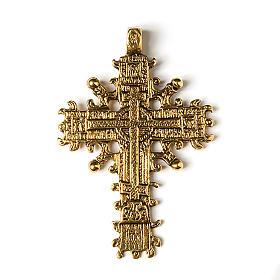 Copta pendant cross s3