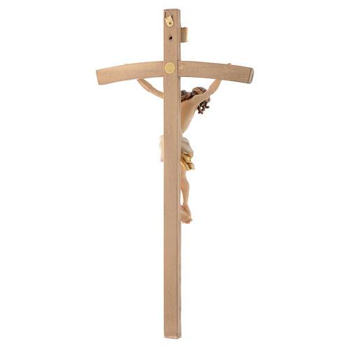 Corpo di Cristo  veste bianca croce curva 4