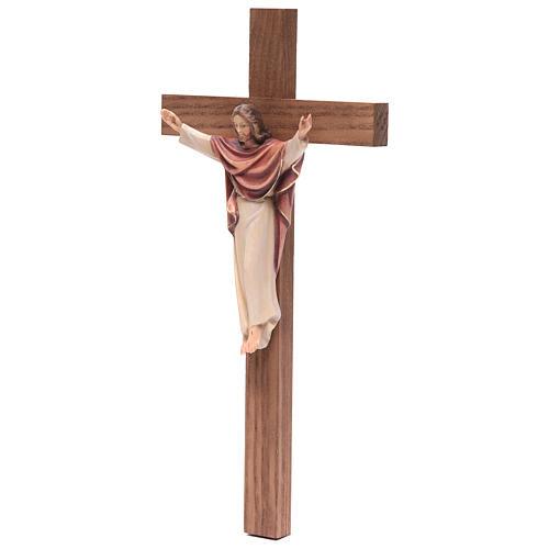 Christ King on straight cross 2