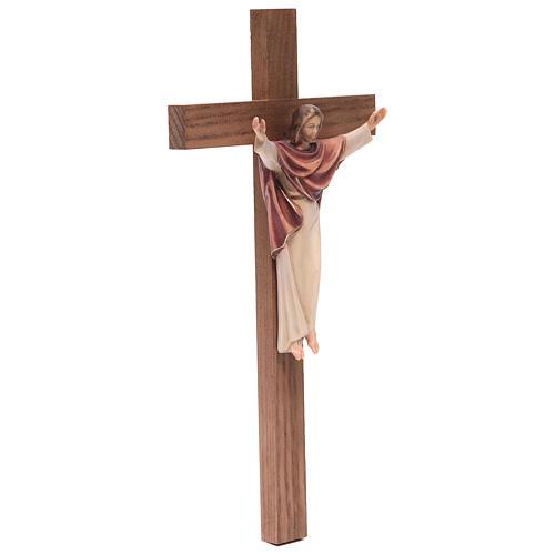 Christ King on straight cross 3