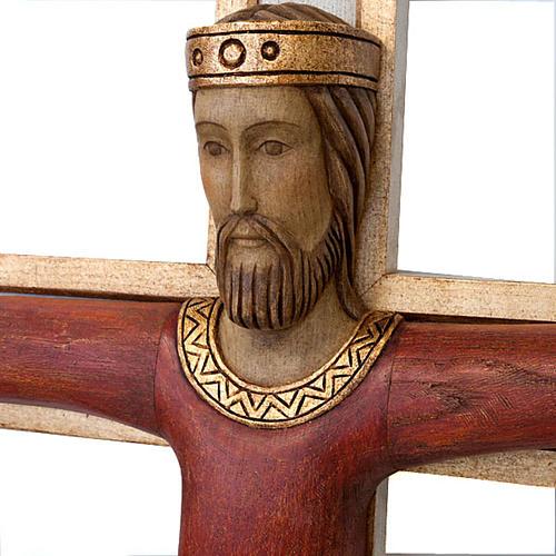 Cristo Sacerdote e Re 160 x 100 cm 5