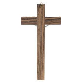 Crucifijo de madera y simil nácar s4