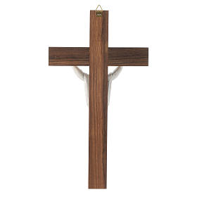 Crucifix en bois, résurrection du Christ s4