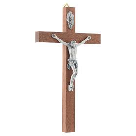 Wooden crucifix, straight s3