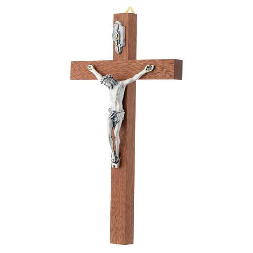 Wooden crucifix, straight 2