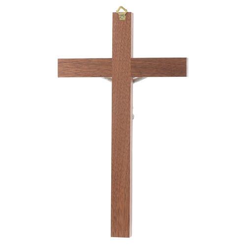 Crucifix en bois étroit 4