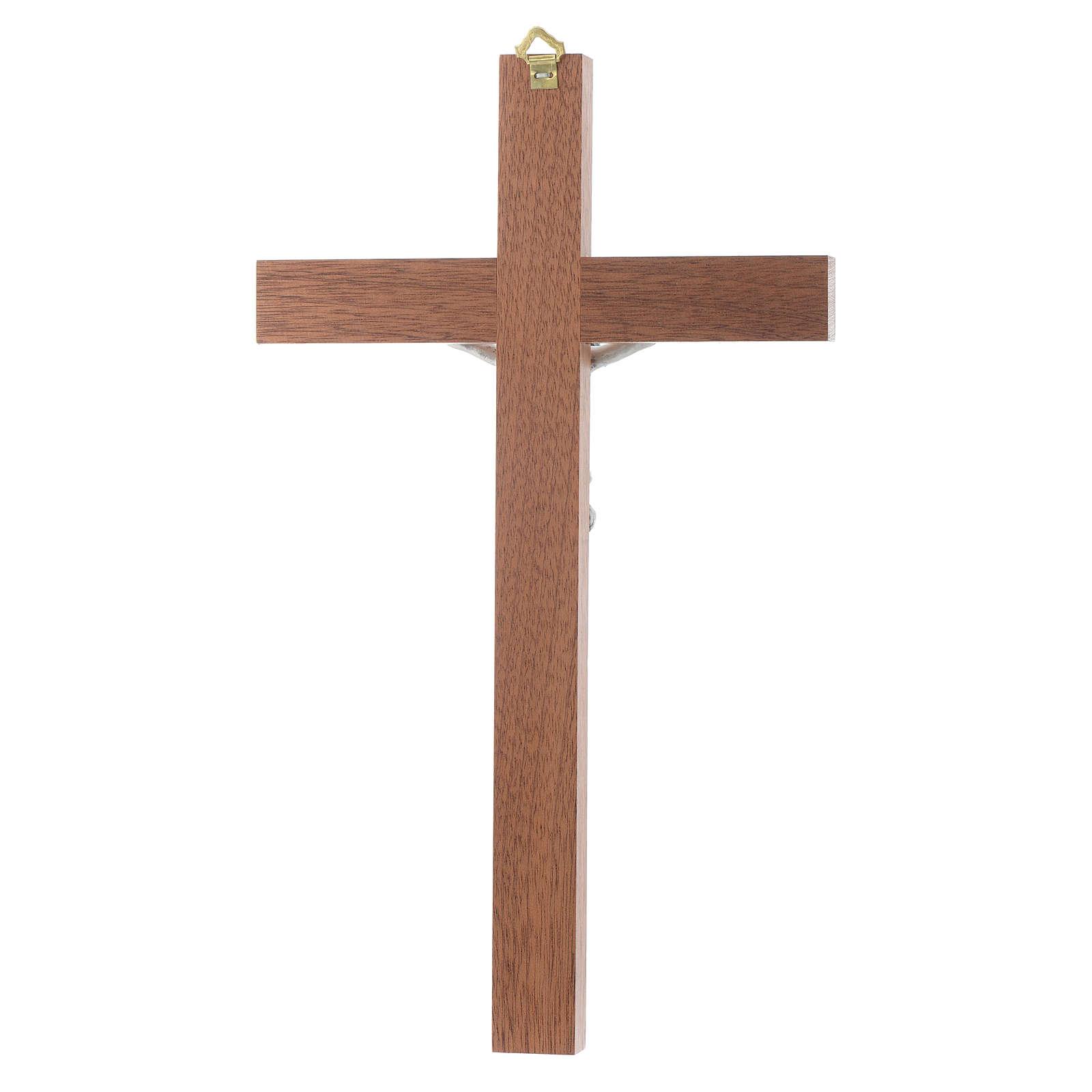 Crocefisso legno dritto 4