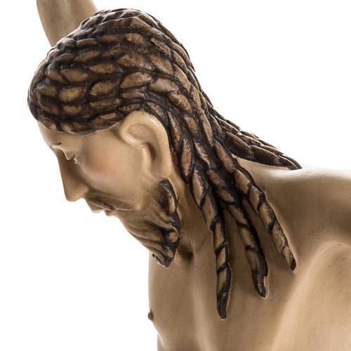 Corpo di Cristo San Damiano legno dipinto Val Gardena 9