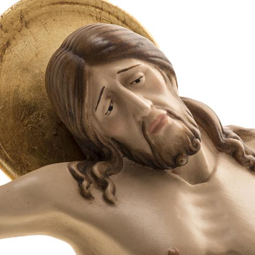 Corpus in wood Cimabue style, Val Gardena 9