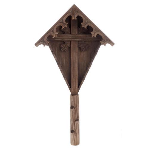Croce di campagna abete Val Gardena 1