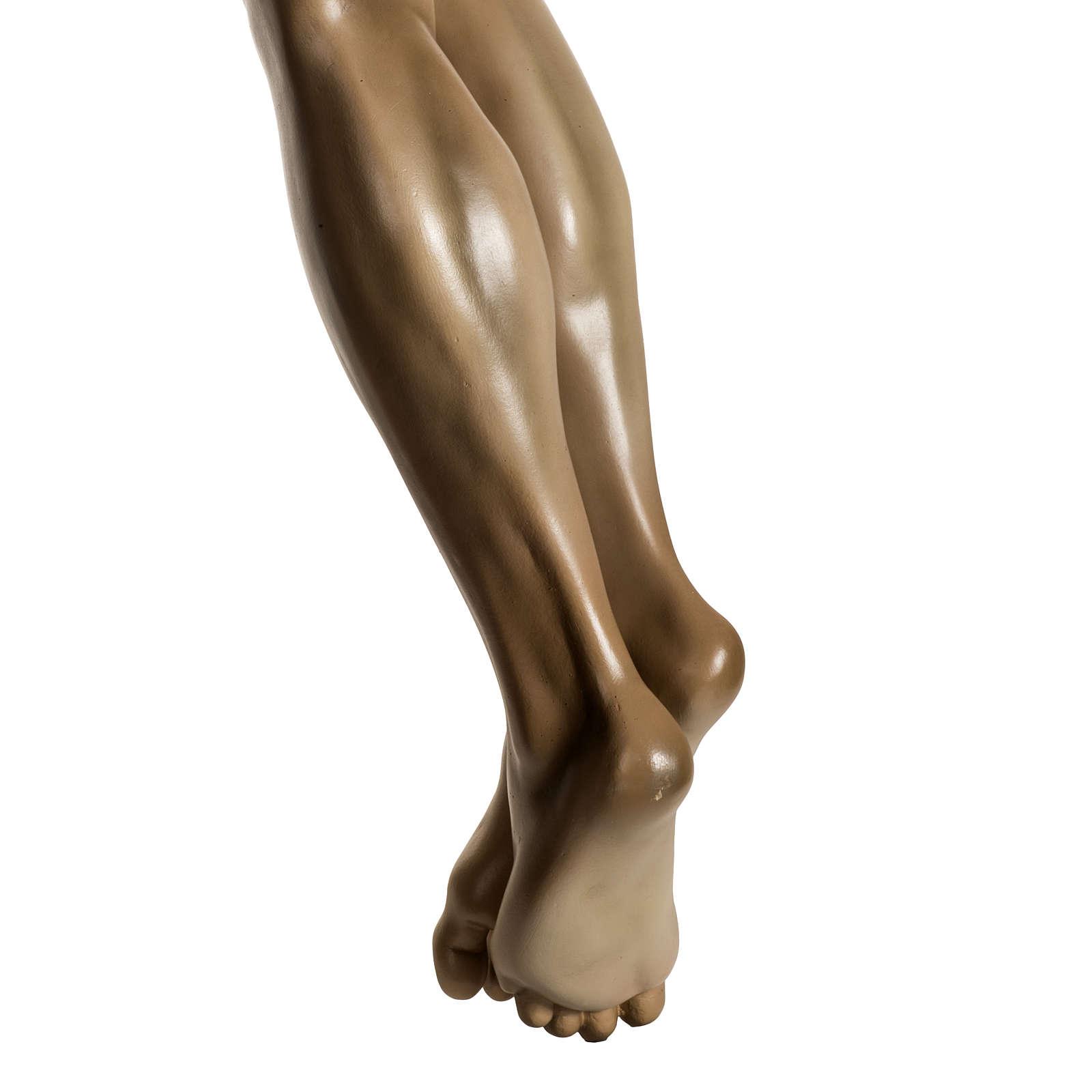 Corpo di Cristo agonia pasta di legno varie misure 4