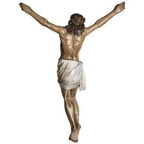 Corpo di Cristo agonia pasta di legno varie misure s11