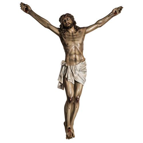 Corpo di Cristo agonia pasta di legno varie misure 1