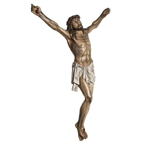 Corpo di Cristo agonia pasta di legno varie misure 2