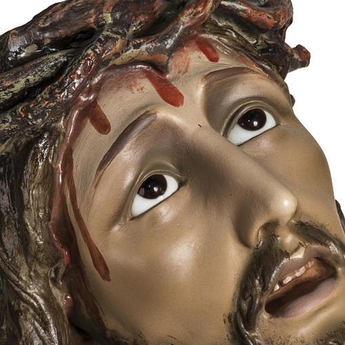 Corpo di Cristo agonia pasta di legno varie misure 6