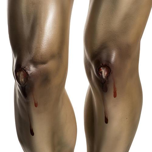 Corpo di Cristo agonia pasta di legno varie misure 8