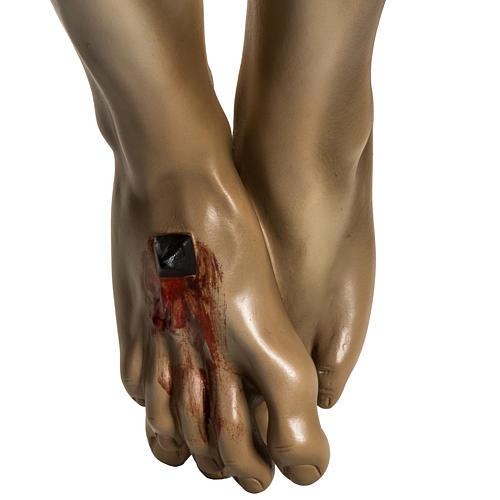 Corpo di Cristo agonia pasta di legno varie misure 9