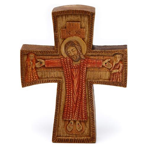 Christ de Compassion bois Bethléem 1